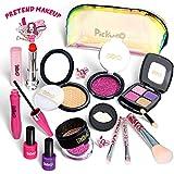 Faux Maquillage Enfant Fille Bio - PréTend coffret malette palette maquillage...