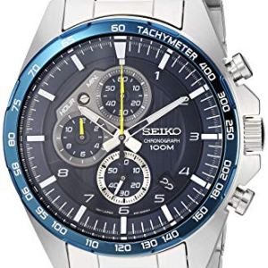 Seiko Dress Watch (Model: SSB321) 14
