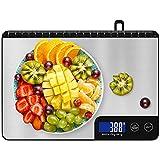 Diyife Balance Cuisine 15 kg, Professionnel Balance de Cuisine Electronique avec...