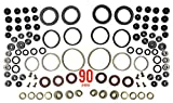 Azi 90pc Complete Home Washer Plumbing Repair Kit Assortment DIY and Professional Repairs – Plumbing Emergencies, Worn out Washer Replacements