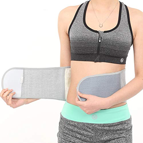 Healifty Nierenwärmer Nierenschutz Healifty Rückenwärmer Wärmegürtel Elastische Bauch Taille Unterstützung Größe L