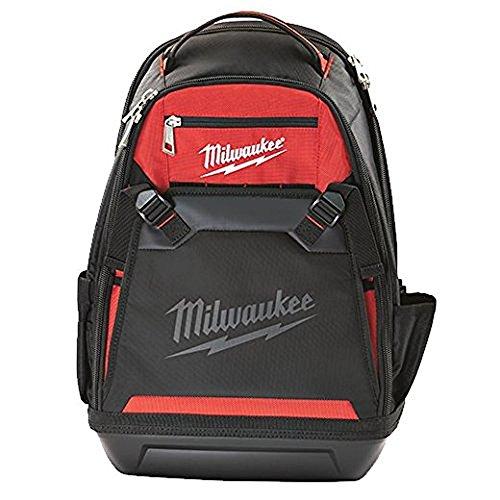 Milwaukee 48-22-8200 1680 Denier 35 Pocket Jobsite Backpack w/ Laptop...