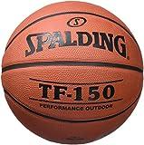 Spalding TF150- Ballon de baloncesto , color naranja, talla 7