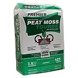 Premier Horticulture 0082P 3.8Cu Ft Sphag Peat Moss