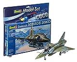 Revell - 64893 - Maquette Model Set - Dassault Aviation Mirage 2000 D -...