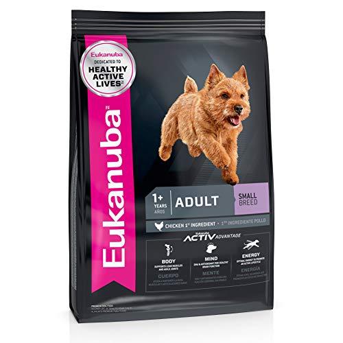 Eukanuba Adult Small Breed Dry Dog Food, 28 lb....