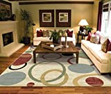 Modern Cream Area Rugs for Living Room Area Rugs 5x7 Under 50