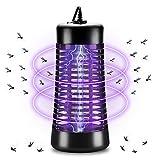 AUERVO Lampe Anti Moustique, 6W UV LED Pièges à Moustiques Tueur de...