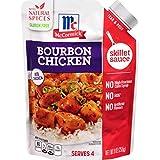 McCormick Gluten Free Bourbon Chicken Skillet Sauce, 9 fl oz