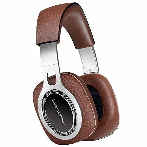 Bowers & Wilkins P9 Signature Over-Ear-HiFi-Kopfhörer, kabelgebunden, italienisches Leder