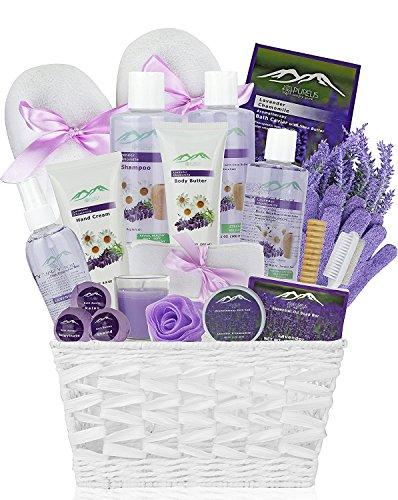 Premium Deluxe Bath & Body Gift Basket....