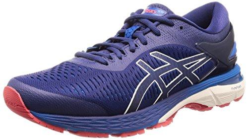 ASICS Men Gel-Kayano 25 Indigo Blue/Cream Running Shoes-5 UK/India (39 EU)(6 US) (1011A019.400)