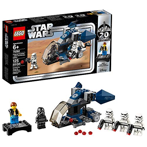 LEGO Star Wars Imperial Dropship – 20th Anniversary Edition 75262 Building Kit (125 Pieces)