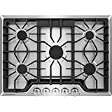 Frigidaire FGGC3047QS Gallery 30'' Gas Cooktop in Stainless Steel, 5...