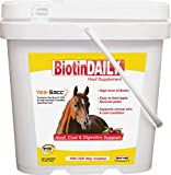 Durvet Biotin Daily Hoof Supplement for Horses