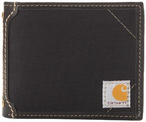 Carhartt Men's Billfold Wallet, Canvas -...