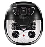 ACEVIVI Foot Spa Bath Massager with Massage Rollers and...