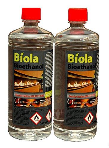 BIOETHANOL Fuel 2L 'Biola' Superior