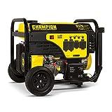 Champion Power Equipment 100538 9375/7500-Watt Portable Generator with Electric Start