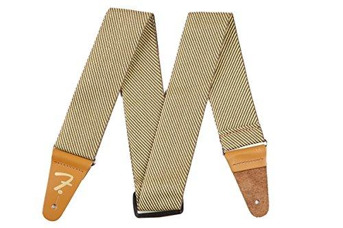 Fender 099-0687-000 Tracolla per chitarra vintage Tweed