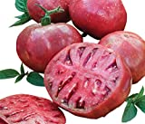 Organic Cherokee Purple Heirloom Tomato Seeds - Large Tomato - One of The Most Delicious Tomatoes for Home Growing, Non GMO - Neonicotinoid-Free.