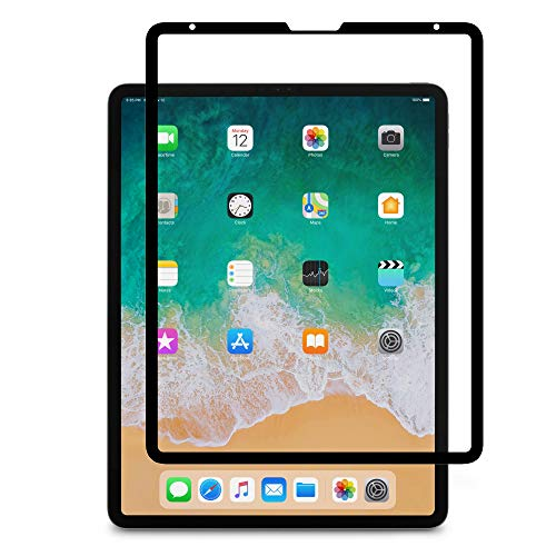 Moshi iVisor AG Screen Protector for iPad Pro 12.9 2020-2019, Washable & Reusable, Reduce Fingerprints & Smudging, Compatible with iPad Pencil, for iPad Pro 12.9 (2020-20019)