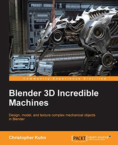 Máquinas increíbles de Blender 3D