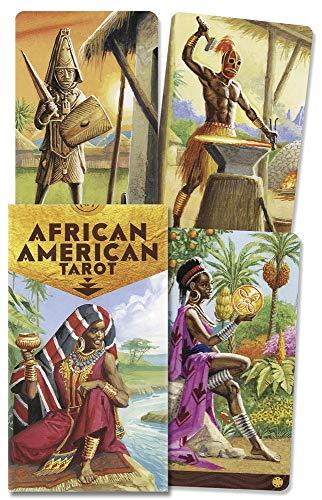African American Tarot (English and Spanish Edition)