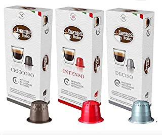 Nespresso Capsules Variety Pack CAPSUCUP – Espresso Italia Coffee pods for..