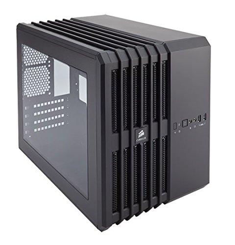 CORSAIR Carbide AIR 240 Micro-ATX and Mini-ITX Case, High-Airflow - White