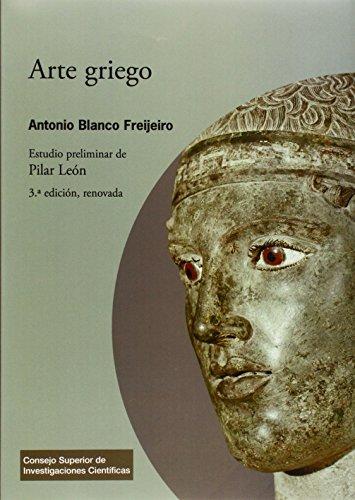 Arte griego (Textos Universitarios)