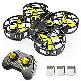 SNAPTAIN H823H Mini Drone per Bambini, Funzione Lancia&Vola,...