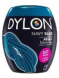 Dylon Teinture Textile pour Machine à Laver, Bleu Marine, 8.5 x 8.5 x 9.9 cm