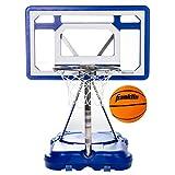 Franklin Sports Pool Basketball Hoop - Waterproof Mini Basketball Hoop for Poolside - Portable 30'...