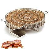 Générateur de fumée froide pour poisson barbecue au bacon Saumon Viande de...