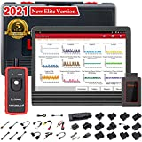 LAUNCH X431 V Pro (Same Function as X431 V+) Bidirectional Scan Tool All System Diagnostic Tool with ECU Coding,Key Programming, Actuation Test, 31+ Relearn Reset Services, EL50448 TPMS Tool