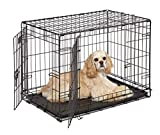 Mid West Homes for Pets Dog Crate | iCrate Single Door