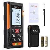 Télémètre Laser 50m, Tacklife Metre Laser, Ecart 1.5mm, Calcule Distance...