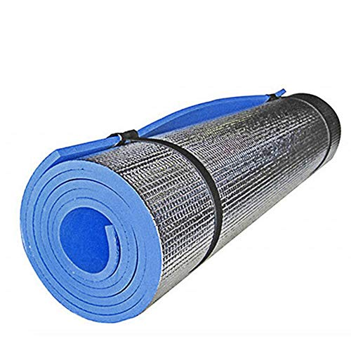 Leoie - Esterilla de yoga antideslizante para actividades en interiores, yoga, pilates al...