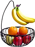 DecoBros Wire Fruit Tree Bowl...