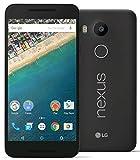Smarphone - Google Nexus 5X (32 Go, Noir carbone)