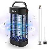 FOCHEA Lampe Anti-Moustique, Piège à Insectes Volants Électrique UV 18W,...
