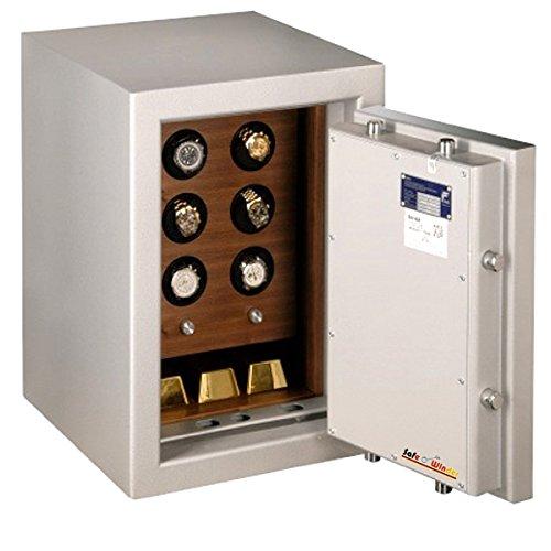Safewinder® Exclusiv 6 Uhrenbeweger & Safe
