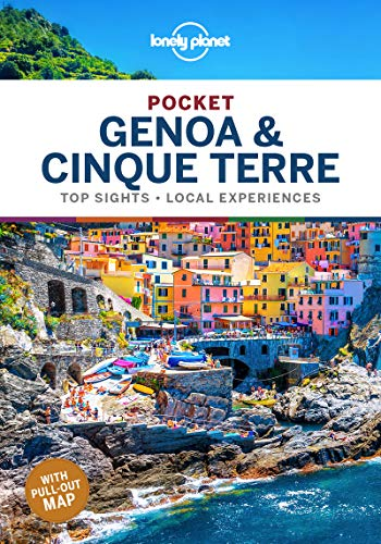 Lonely Planet Pocket Genoa & Cinque Terre [Lingua Inglese]