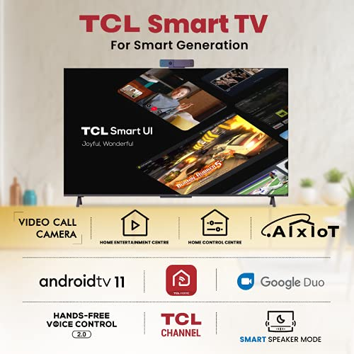 51I1 2X093S TCL 163.9 (65 inches) 4K Extremely HD Licensed Android Good QLED TV 65C725 (Black) (2021 Mannequin) | With Video Name Digicam