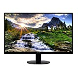 Acer SB220Q bi 21.5 Inches Full HD (1920 x 1080) IPS Ultra-Thin Zero Frame Monitor (HDMI & VGA Port), Black