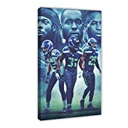 In the color options, you can choose a framed style and unframe style. Order according to your needs. If you like this series of posters, please enter my shop to search. SUPERIOR QUALITY: They are High Resolution Images Printed on canvas, using water...