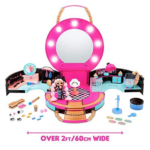 Image 4 - LOL Surprise coffret Salon de Coiffure avec une Mini Poupée Mannequin Exclusive - 50 Surprises avec des Accessoires - A partir de 6 Ans et Plus