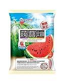 マンナンライフ 蒟蒻畑 塩スイカ味 25g ×12袋
