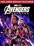 Marvel Studios' Avengers: Endgame (With Bonus)
